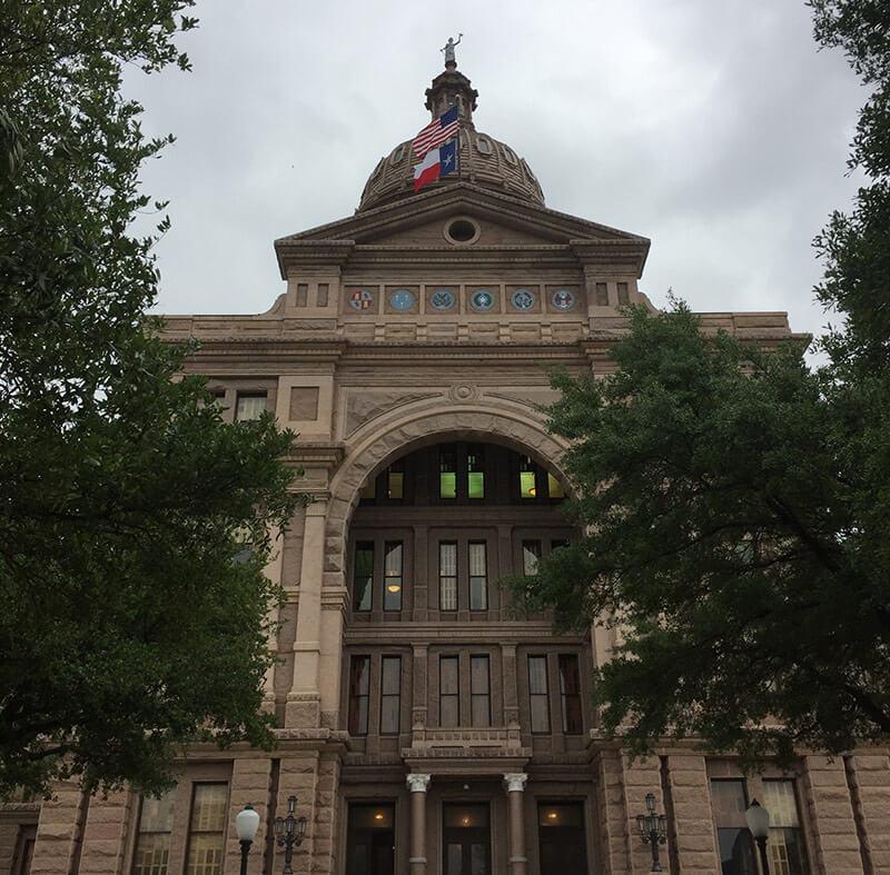 テキサス州庁舎 Texas State Capitol