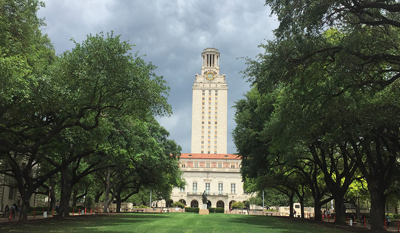 テキサス大学 校舎