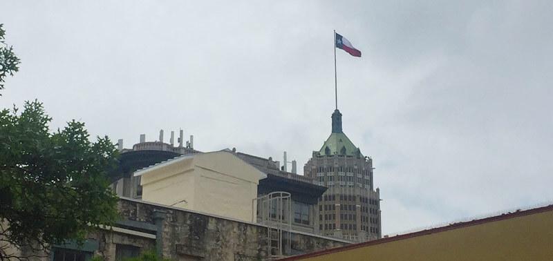 テキサス州庁舎の外観
